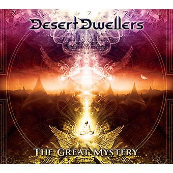 Desert Dwellers - Great Mystery [CD] USA import