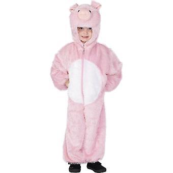 Schweinekostüm  KINDER Schweinchen Kostüm