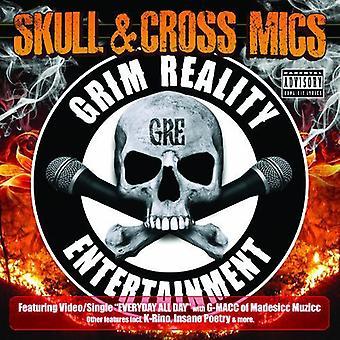 Grimm Reality Entertainment - schedel & Cross Mics [CD] USA importeren