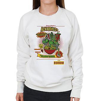 Azarotheos World Of Warcraft Cereal Women's Sweatshirt
