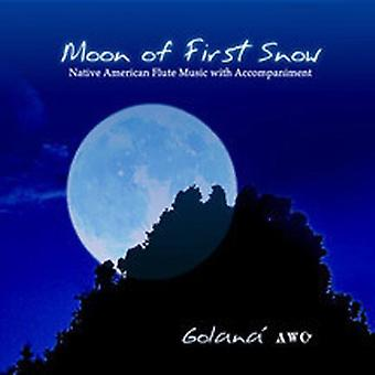 Golana - Moon of First Snow [CD] USA import
