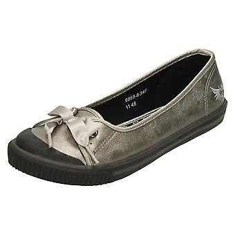 Girls Startrite Angry Angels Casual Flat Pumps Diva