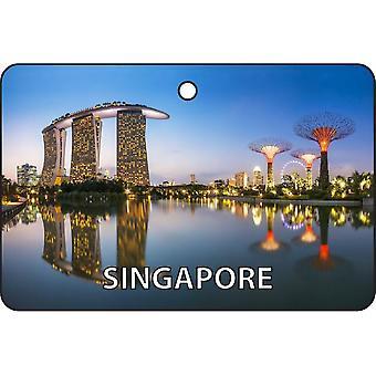 Singapore bil luftfräschare