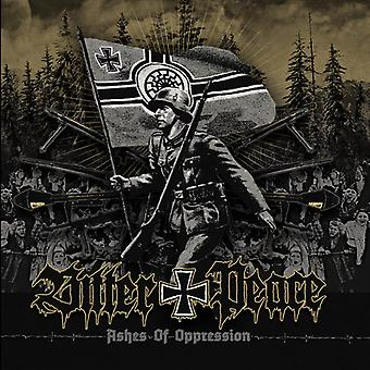 Bitter Peace - Bitter Peace-Ashes of Oppression [CD] USA import