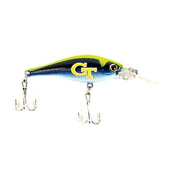 Georgia Tech Yellow Jackets NCAA Minnow Fishing Lure
