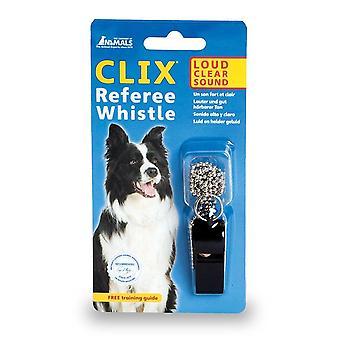 L'azienda di animali Clix arbitro fischio cane giocattolo