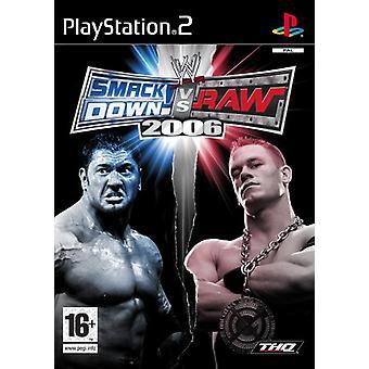 WWE Smackdown! Vs. Raw 2006 (PS2) - Nowa fabrycznie zamknięta