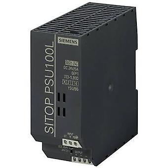 Siemens SITOP PSU100L 24 V/5 A Schienennetzteil (DIN) 24 V DC 5 A 120 W 1 x