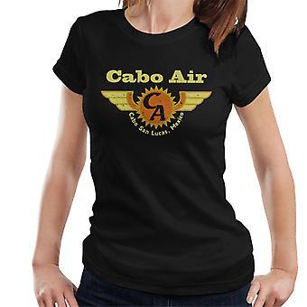 Podkoszulki na ramiączkach damskie Cabo Air Jackie Brown