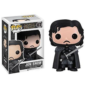 Funko Game of Thrones Jon Snow Pop Vinyl Figur