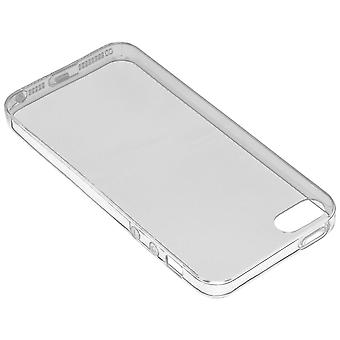 Back case + Screen Protector Tempered Glass Clear Apple iPhone 5/5S/SE - 4Smarts
