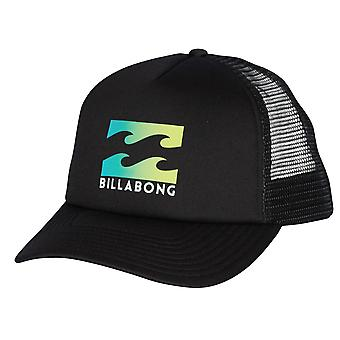 Billabong Trucker Snapback Cap ~ Podium zwart