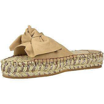 J Slides Womens ritsy Open Toe Casual Espadrille Sandals