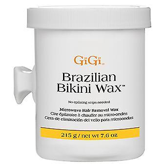 GiGi Brasilialainen bikini Mikroaaltouuni (Hard) Wax 8oz