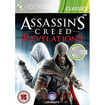 Assassins Creed Revelations Klassiker Xbox 360 Spiel