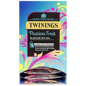 Twinings Passion Fruit Ceylon Pyramid Tea Bags