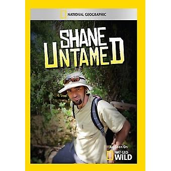 Shane Untamed [DVD] USA import