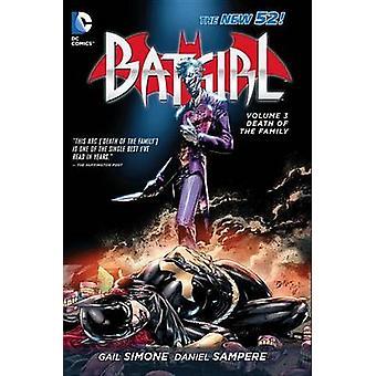 Batgirl - Volume 3 - morte da família (52ª edição) por Ed Benes -