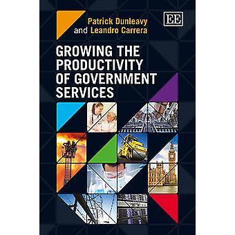 Rośnie produktywność usług administracji Dunleavy Patrick-