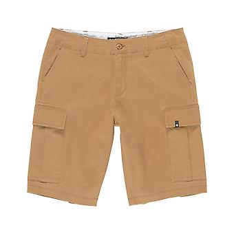 Element Legion Cargo Cargo Shorts in Bronco Brown