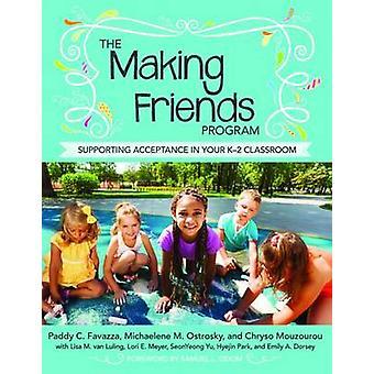 De Making vrienden programma - ondersteuning van aanvaarding in uw K-2 Classro