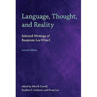Sprog - tanke- og Reality - udvalgte skrifter fra Benjamin Lee W