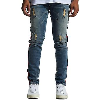 Embellish Pablo Denim Jeans in Blue
