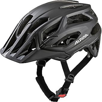 Alpina garbanzo bike helmet / / black
