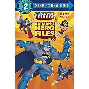 Batmans Held Dateien (DC Super Freunde) (Einzelschritt Lesung)