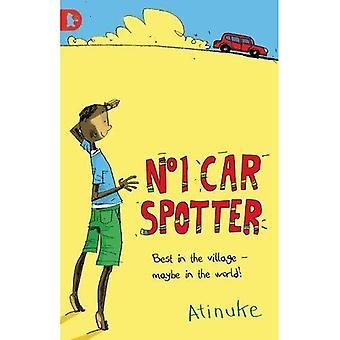 De nr. 1 auto-Spotter
