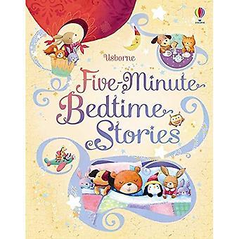 Vijf minuten durende Bedtime Stories