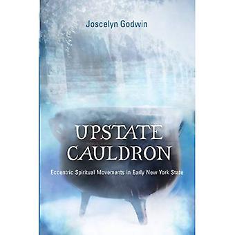Upstate Cauldron: Excentrisk andliga rörelser i tidig New York State (Excelsior utgåvor)
