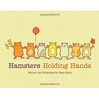 Hamsters, main dans la main