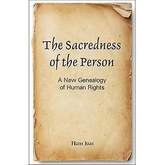 La sacralidad de la persona