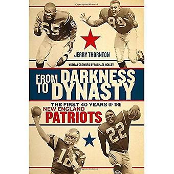 Vanuit de duisternis tot dynastie: de eerste veertig jaar van de New England Patriots