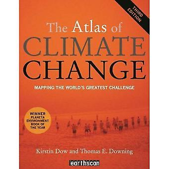 El Atlas del cambio climático