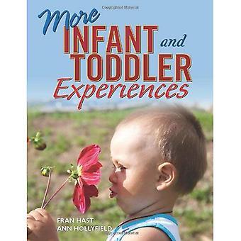 Meer baby- en peuter ervaringen