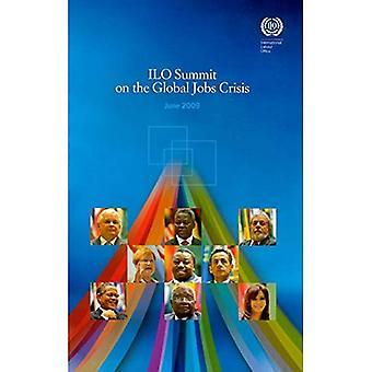 De top van de ILO over de wereldwijde werkgelegenheidscrisis: (Genève, 15-17 juni 2009)