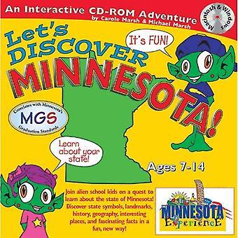 Partons à la découverte du Minnesota!
