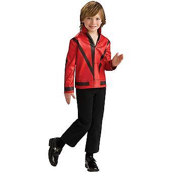 Costume de l'enfant de Thriller de Michael Jackson