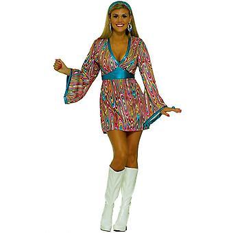 Sweet Hippie Lady Adult Costume