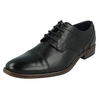 Miesten Bugatti kengät tyyli-312-16401-1000-1000