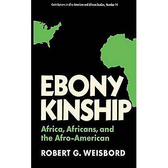 القرابة أسود أفريقيا الأفارقة وأفرواميريكان من G. ويسبورد روبرت آند