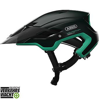 Abus MonTrailer pyörä kypärä//Smaragd vihreä