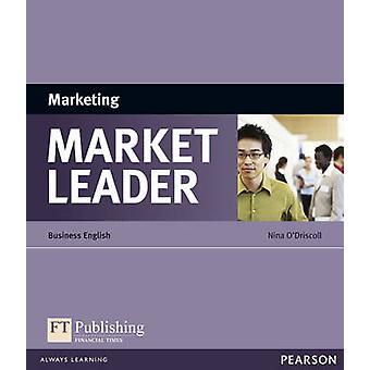 Market Leader ESP Book - Marketing by Nina O'Driscoll - 9781408220078