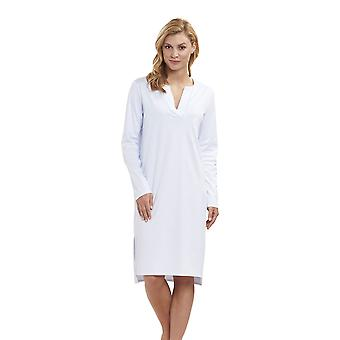 Féraud 3883139 Mulheres's High Class Cotton Night Gown Loungewear Night DressDress Night Dressdress Nightdress Nightdress