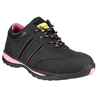 Amblers Steel FS47 S1-P Trainer / Womens Shoes / Safety Shoes