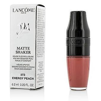 Mate de Lancome coctelera líquido lápiz labial - # 272 energía durazno - 6.2ml/0.2oz
