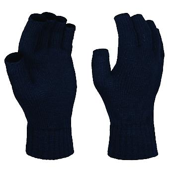 Regatta Thrm F/Less Mitts Navy Sgl
