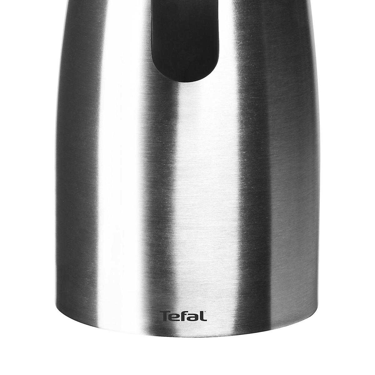 Tefal Thermal 1.5L Soft Grip Stainless Steel Insulated Jug 5 Year Guarantee